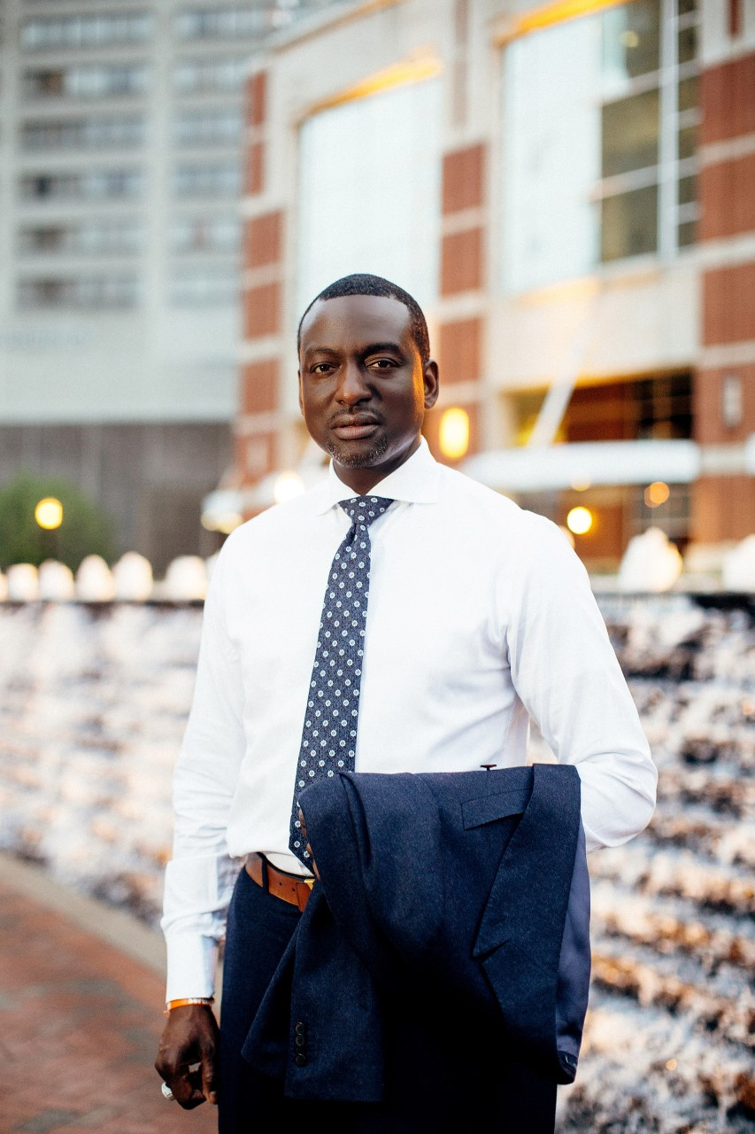 """From """"The Central Park Five"""" to """"The Exonerated Five"""" - Yusef Salaam title="""
