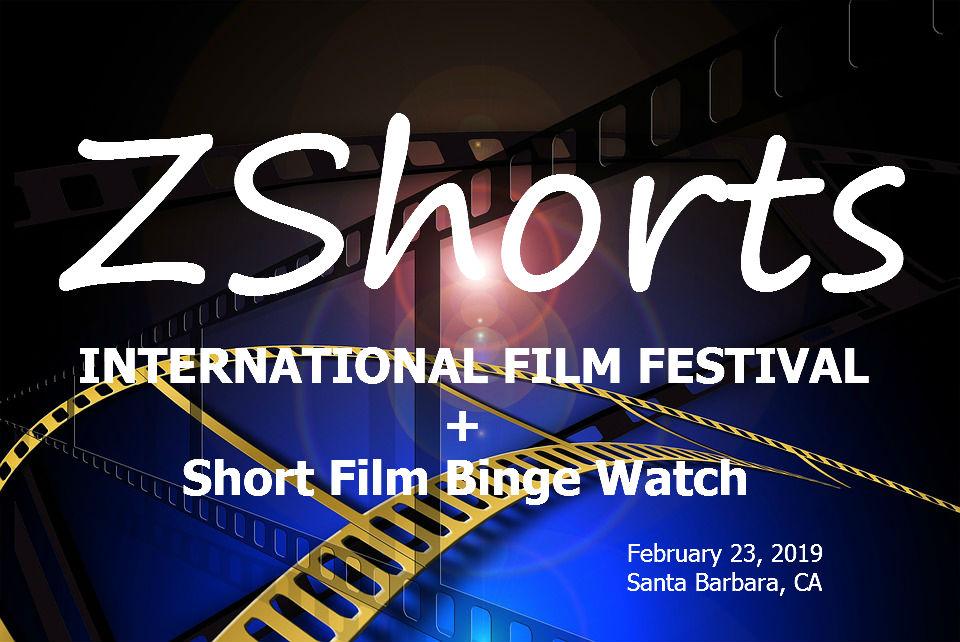 ZShorts International Film Festival + ShortFilmBingeWatch title=