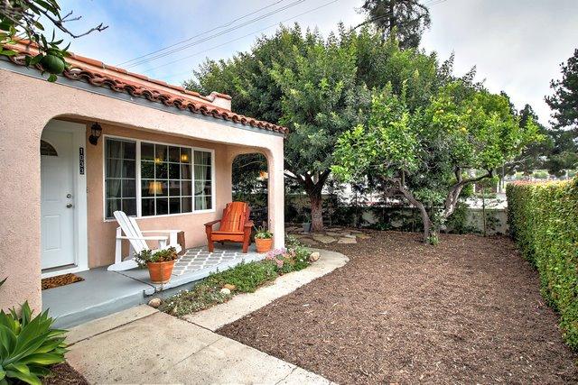 Open Today, 11/5 1-3: 1033 Neil Park, Santa Barbara 2/1 House $734,900