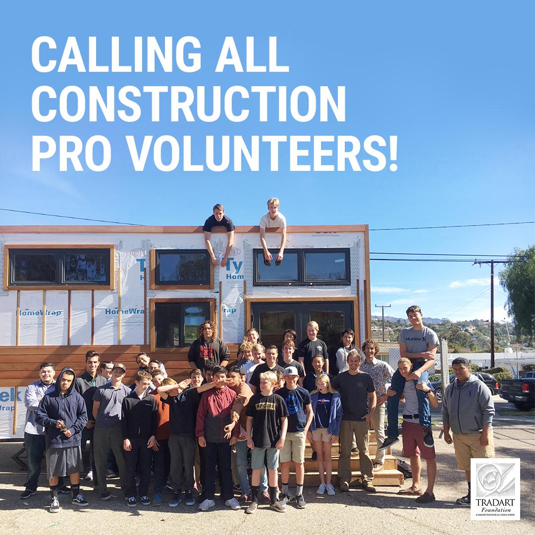 Help Build A Tiny House!