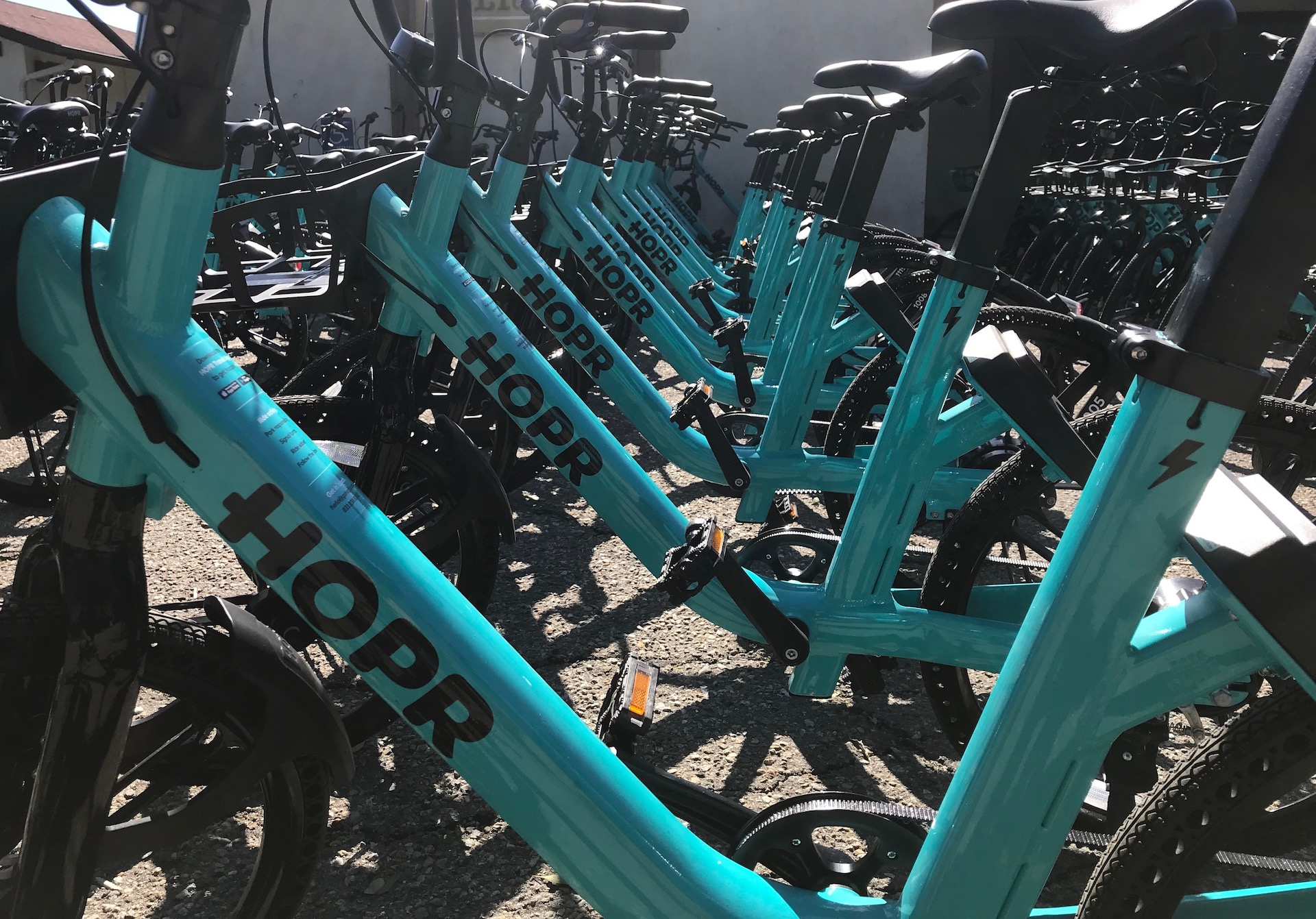 HOPR Bike Share UCSB to launch E-Assist Bikes