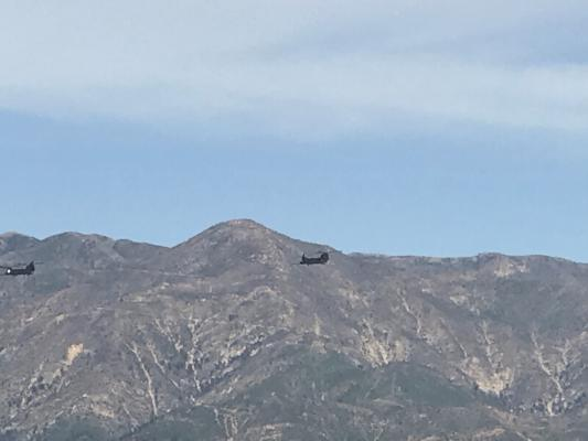 More Military Helicopters?