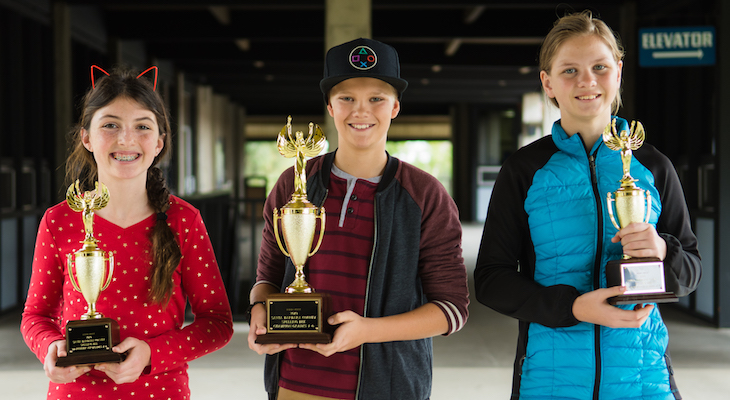 Local Spelling Bee Winners Head to State Competition title=