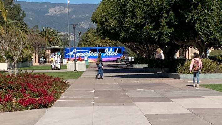 American Idol at UCSB?