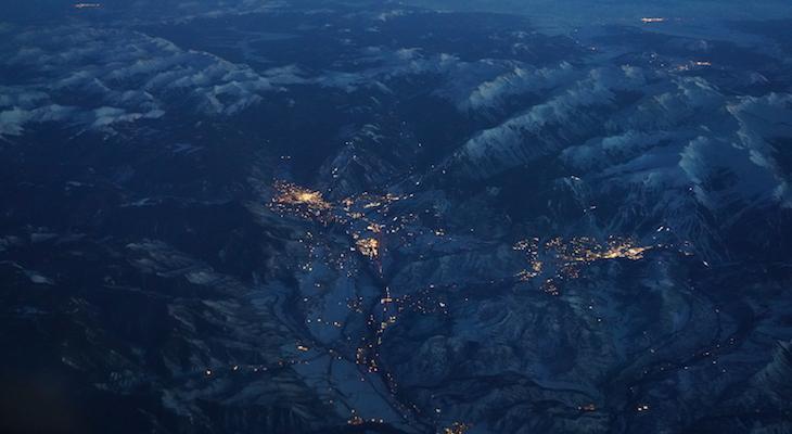 Above Aspen