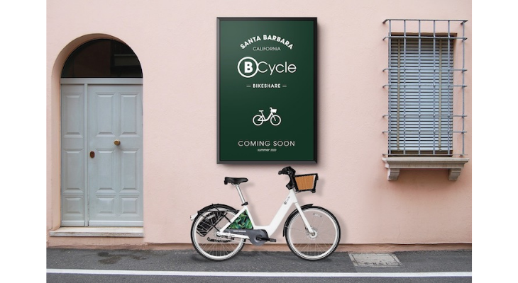 Electric Bike Share Coming to Downtown Santa Barbara title=