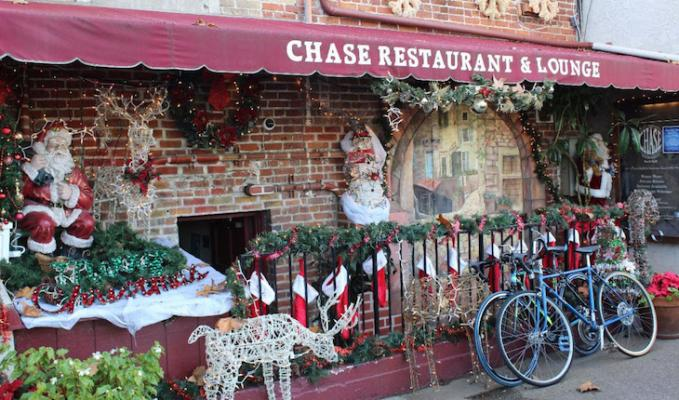 Downtown Holiday Decor Winners