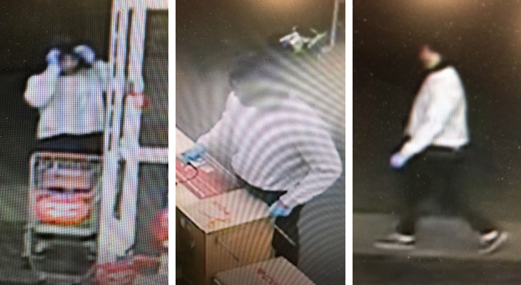 Detectives Search for Armed Suspect who Robbed CVS