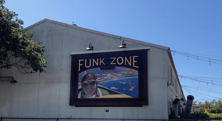 Funk Zone Mural Controversy title=