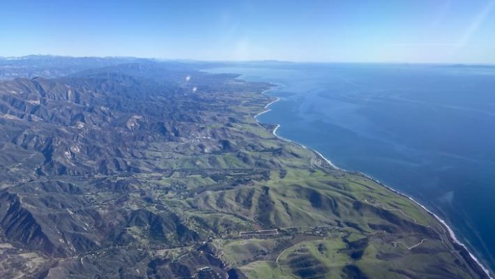 Gaviota Coast View