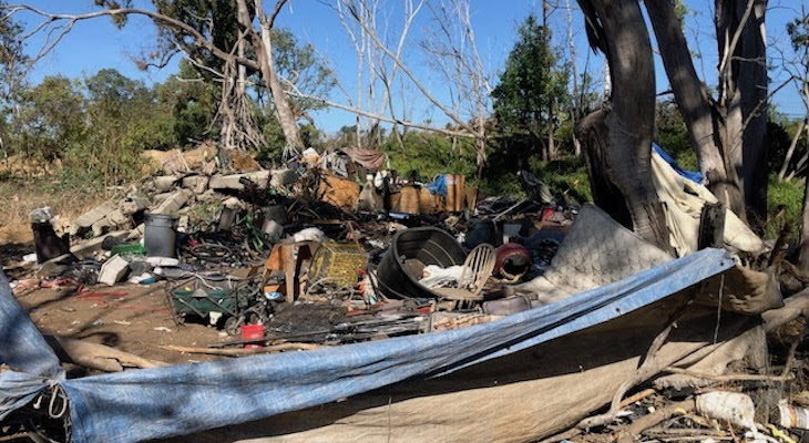 City of Goleta Responds to Concerns About Recent Homeless Encampment Fires