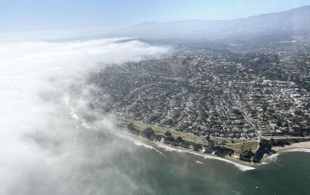 Shoreline and Harbor