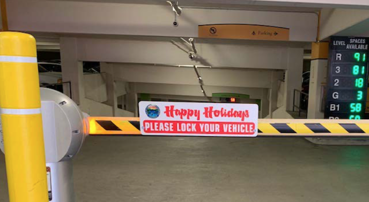 Keep Your Belongings Secure This Holiday Season