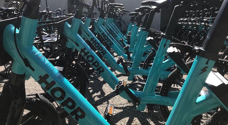 Bike Sharing Program Leaves UCSB title=