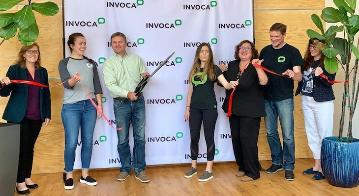 Invoca Hosts Ribbon Cutting of State Street Headquarters