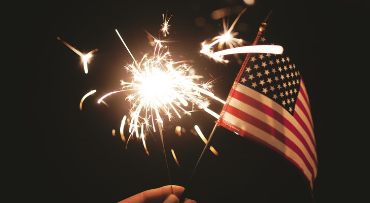 4th of July: A Celebration of Freedom and Happiness title=