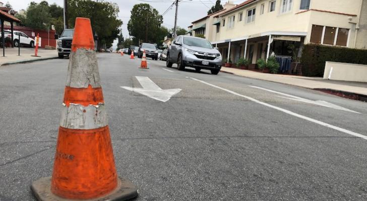 Mission Street Construction Delays Could be Three Months title=