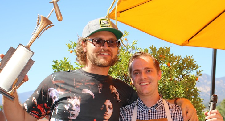 Finch & Fork Team Win Shuck and Swallow Oyster Competition