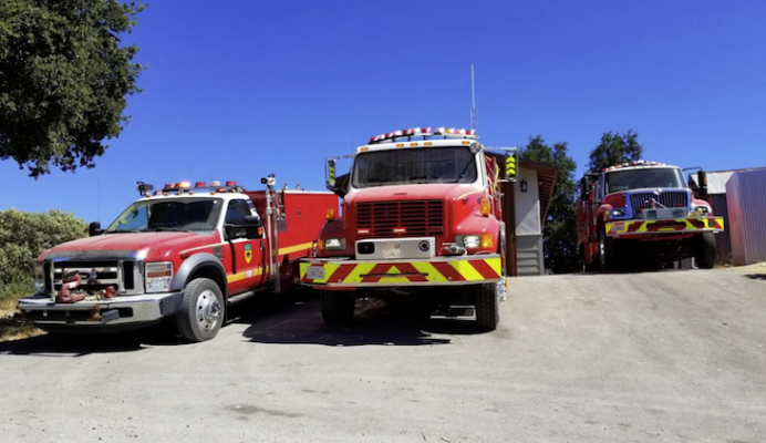 Painted Cave Fire Department to Sell Equipment title=