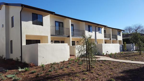 First SB Renovation Completed to Preserve Affordable Housing for Local Families