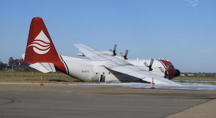 Santa Barbara Airport Reopens Runway After Crash
