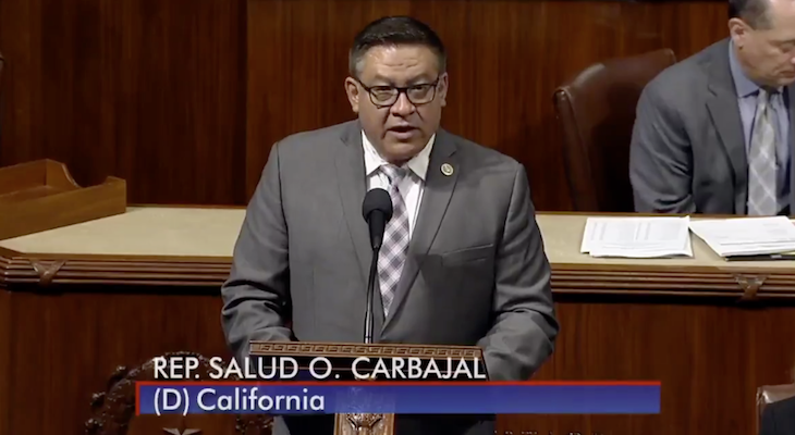 Rep. Carbajal's Gun Violence Prevention Bill Passes Committee title=
