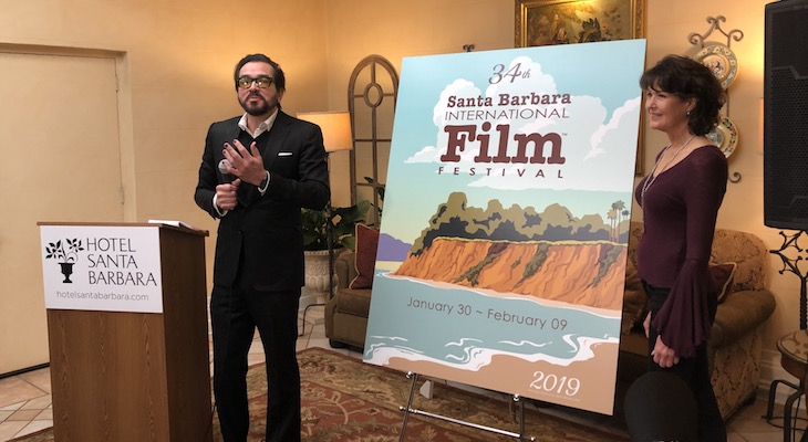 34th Santa Barbara International Film Festival Poster Revealed title=
