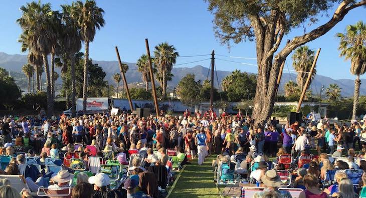 Concerts in the Park Opens This Thursday title=