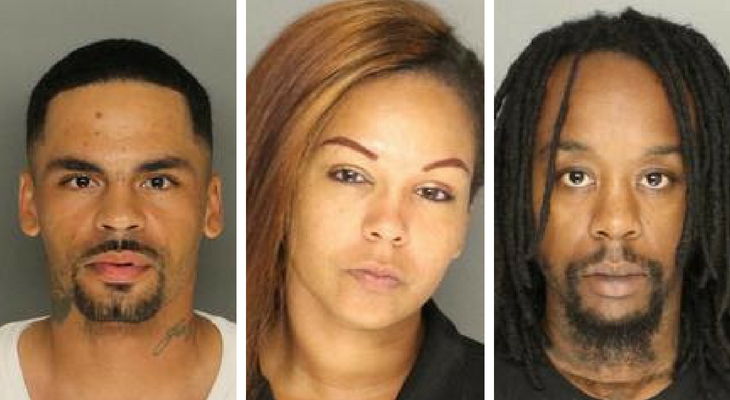 Three Los Angeles Burglary Suspects Arrested in Montecito title=