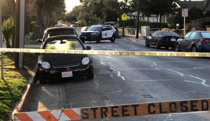 Homicide on Olive Street title=
