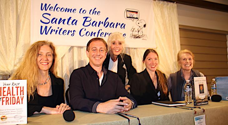 Shining and Sharing at the 47th Santa Barbara Writers Conference title=