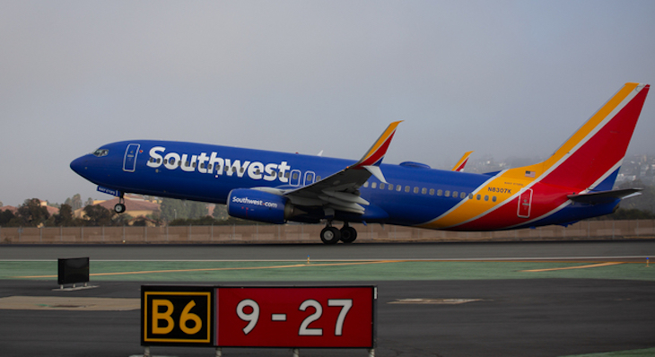 Southwest Airlines Announces Destinations from Santa Barbara Airport title=