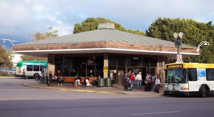 Santa Barbara MTD to Renovate Transit Center title=