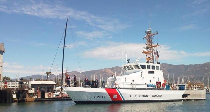 Man Medically Evacuated From Fishing Boat Off Coast