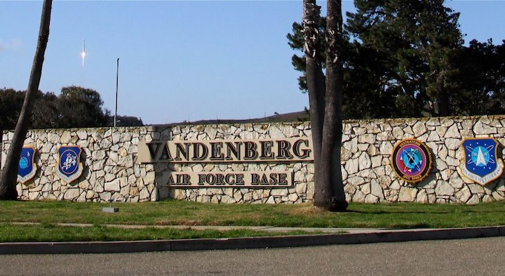 Vice President to Visit Vandenberg on Wednesday title=
