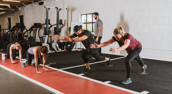 Level Up Fitness at Variant Training Lab