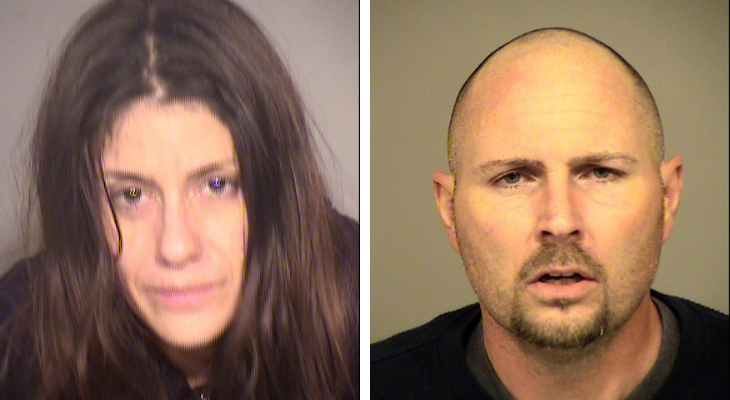 Two Thomas Fire Burglary Suspects Arrested title=