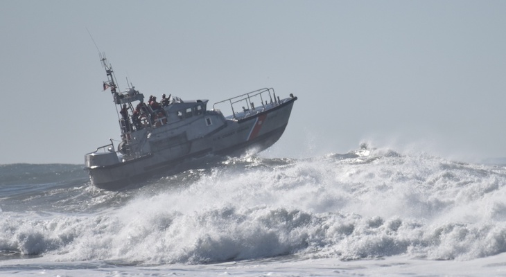 Coast Guard Urges Caution to Mariners Ahead of Heavy Weather
