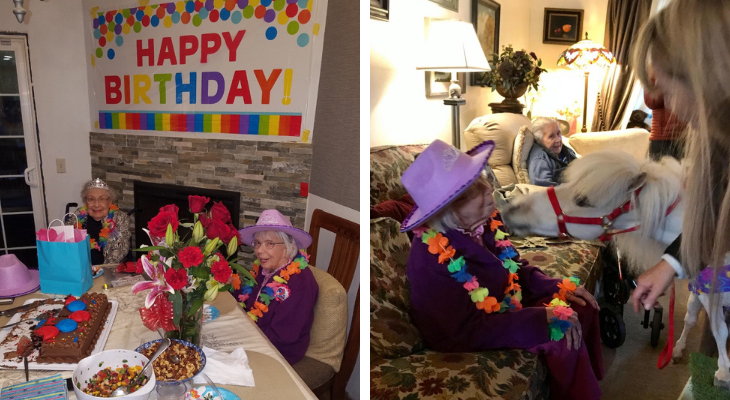 Two Local Women Celebrate 102nd Birthdays title=