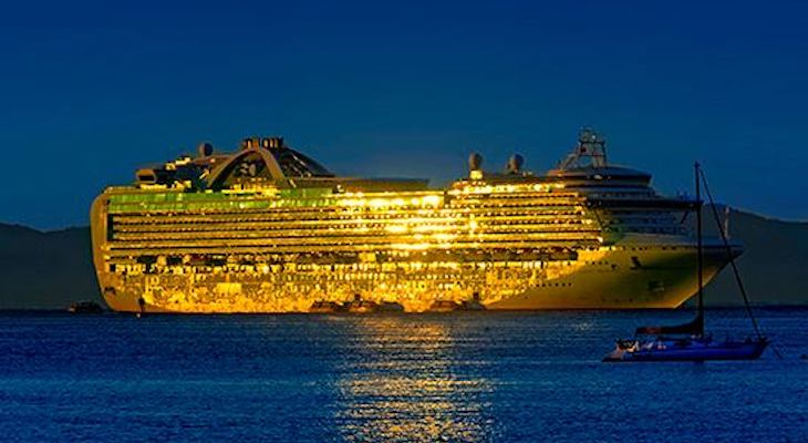 Coronavirus Death Connected to California Cruise Ship title=
