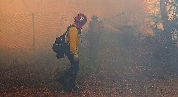 Santa Barbara Fire Department Receives PG&E Grant title=
