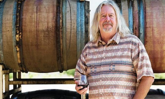 Famed Winemaker of Au Bon Climat Dies at Age 68 title=