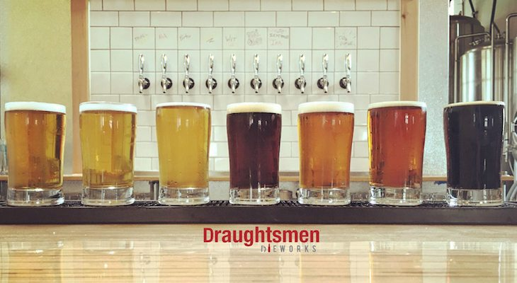 Draughtsmen Aleworks Named Small Business of the Year for 37th District