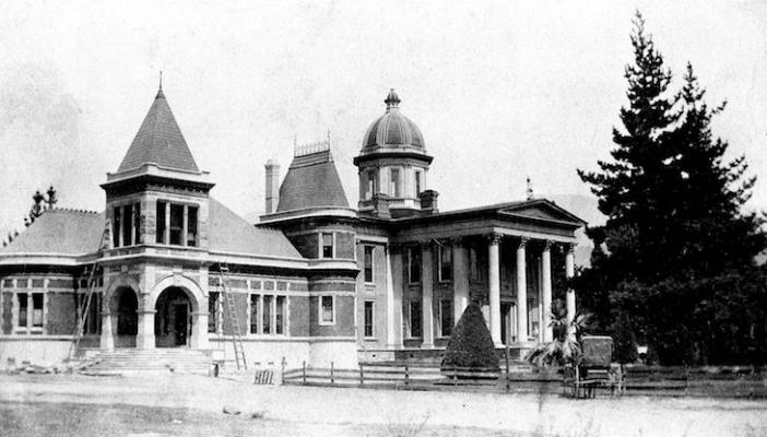 Way Back When: Santa Barbara's Former Courthouse