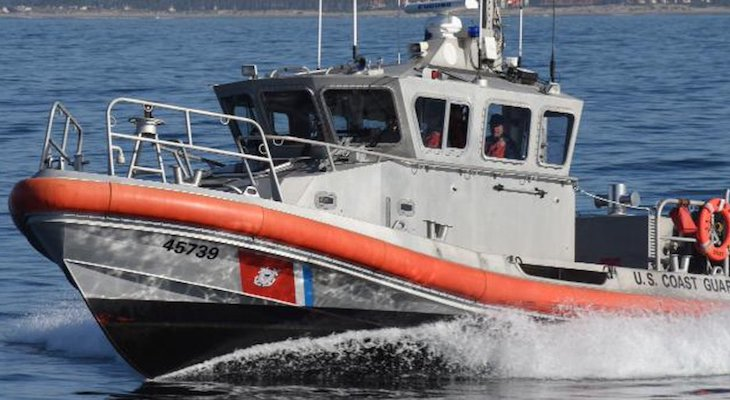 Coast Guard Issues Safety Reminders Following Conception Fire title=