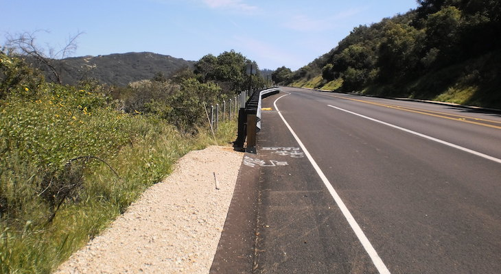 SR-154 Resurfacing Project Now Complete