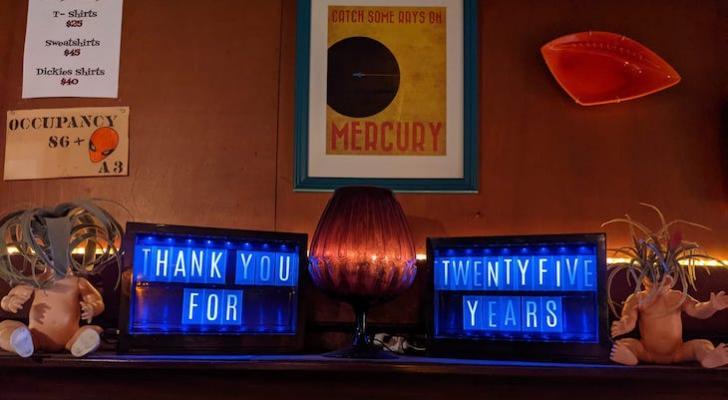 Restaurant Roundup: Goleta's Mercury Lounge is Closing title=