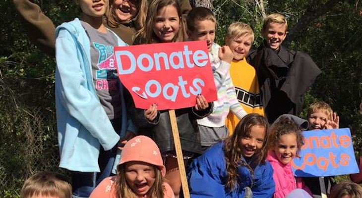 Non-Profit of the Week: One Warm Coat title=
