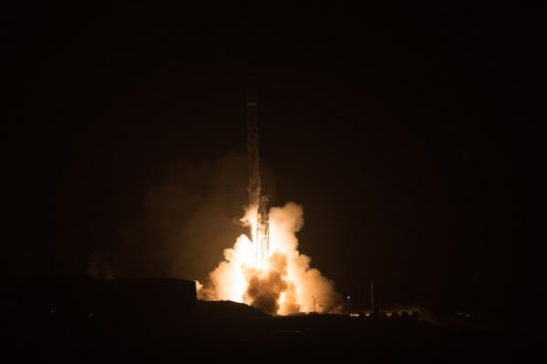 Falcon 9 Space X Launch