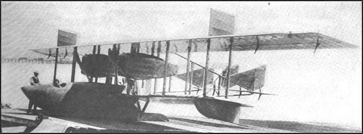Way Back When: It's a Bird, It's a Plane, It's the F-1